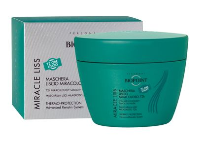 Biopoint Miracle Liss Maschera Liscio Miracoloso - 13,20 euro