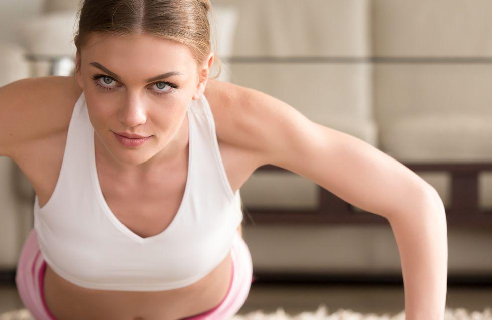 10 minutes de sport par jour