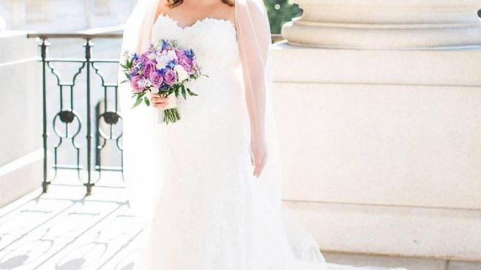 Designer-Brautkleider für Mollige 2018: So schön können Kurven sein!