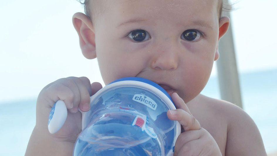 Acqua e bimbi: primi passi verso l'indipendenza e l'autonomia