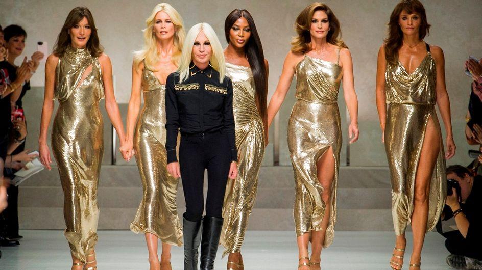 Le super-top model in passerella a 50 anni: troppo belle per essere... normali!