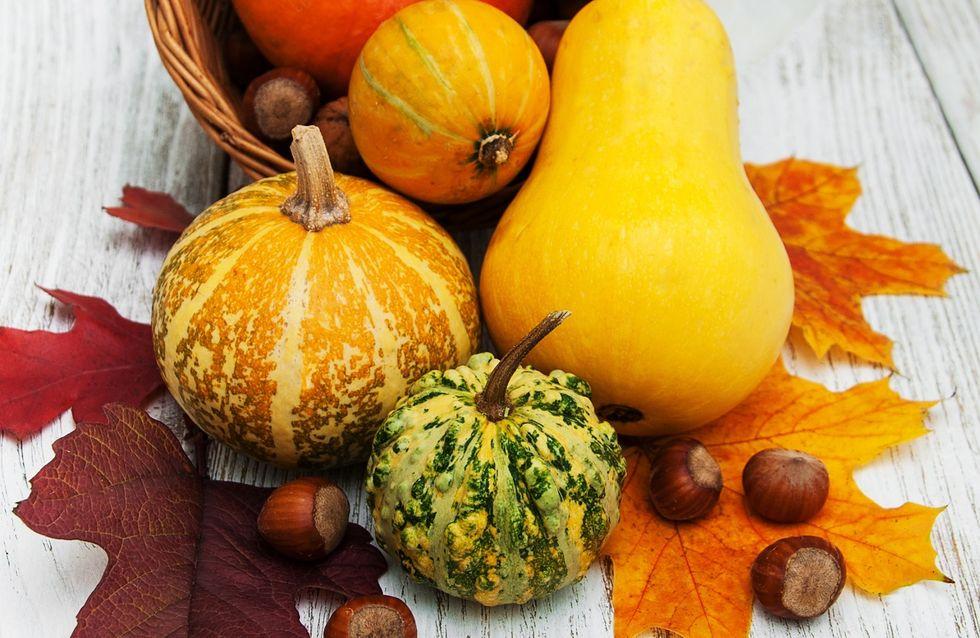 Frutta e verdura autunnale: i migliori alimenti di stagione