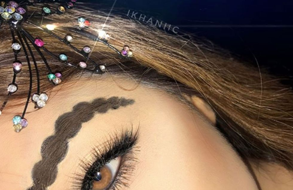 Bubble Brows Are The Latest Brow Trend Bursting Onto Instagram & We're Here For It