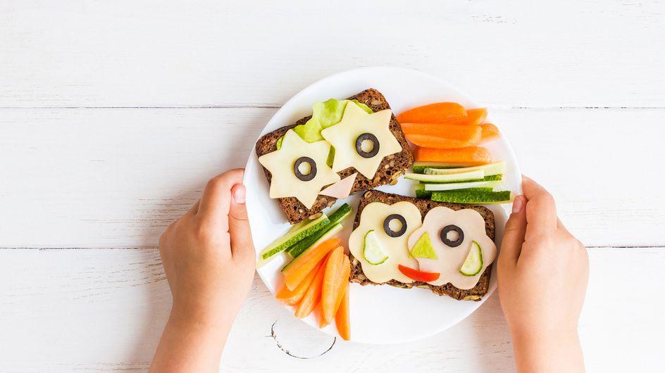 ¡Saludable y divertida! ¿Cómo debe ser la cena perfecta para los niños?
