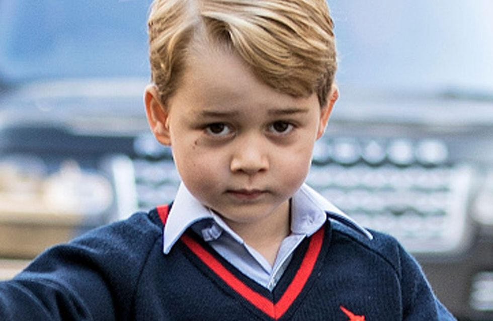 Prince William Reveals How Prince George Really Feels About His New School