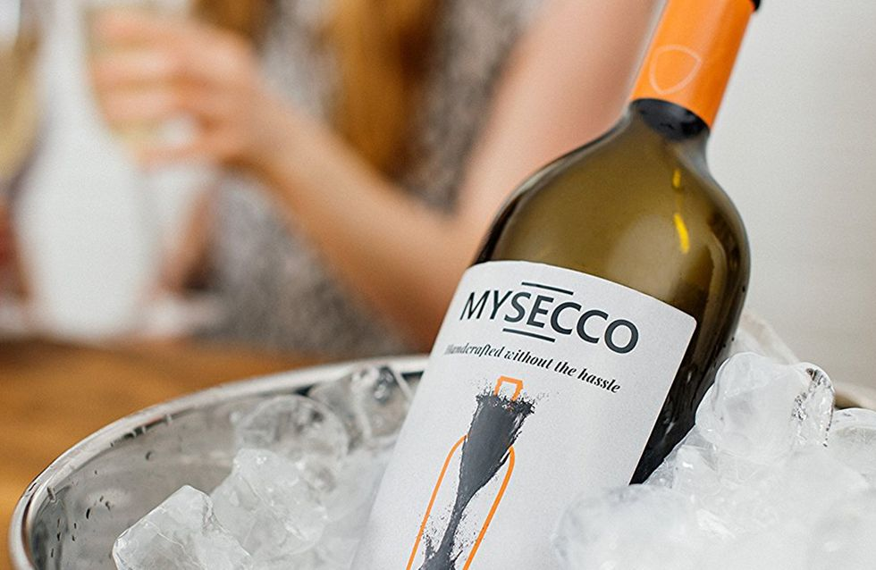 You Can Now Make Your Own Prosecco In The Comfort Of Your Own Home