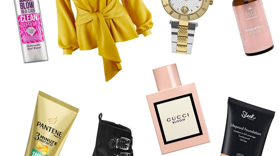 #TreatYoself Pay Day Haul: Fashion, Beauty And Everything In Between