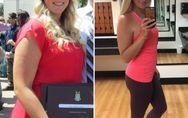 Vorher-Nachher: Wie Leah 30 Kilo abgenommen hat