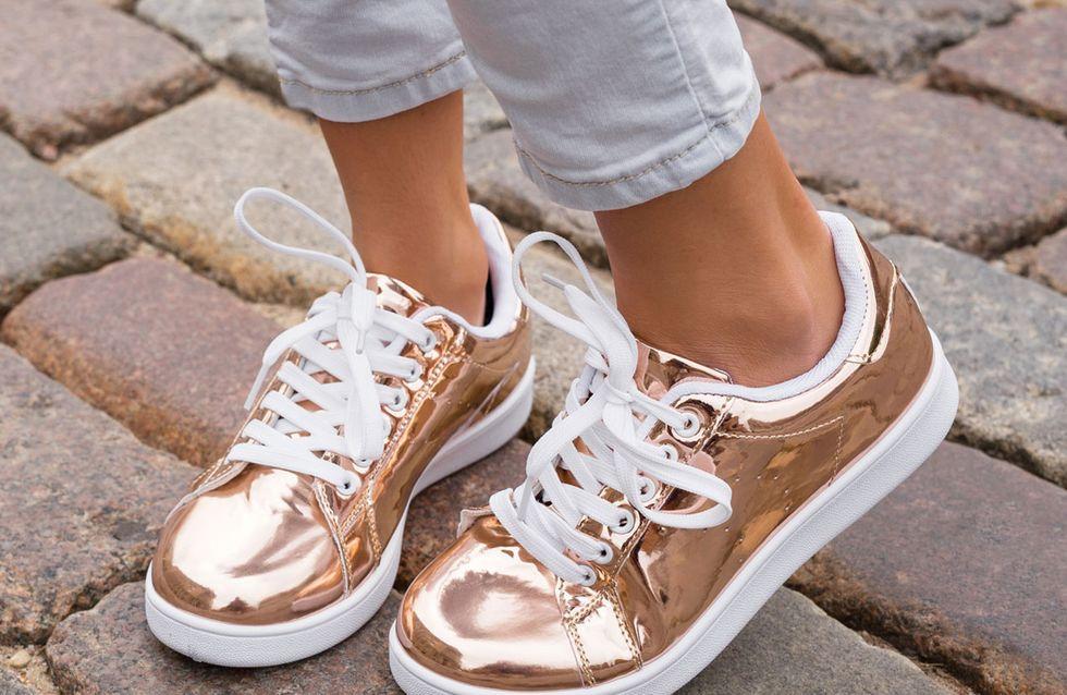 Quietschende Schuhe: Die besten Hausmittel gegen das Quietschen!