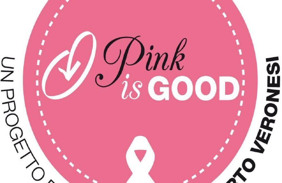 Pink is Good: un progetto di Fondazione Veronesi per combattere il tumore al seno