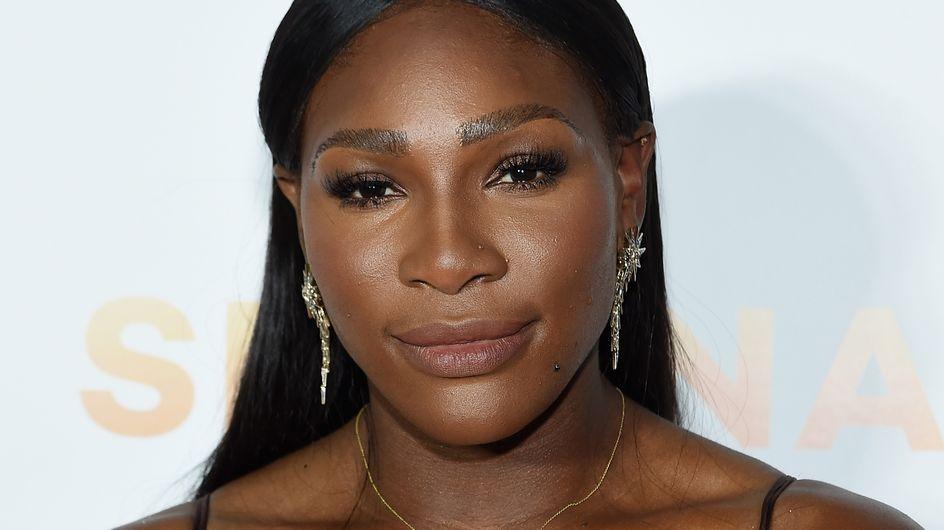 Serena Williams dévoile sa silhouette post-grossesse et elle est au top ! (Photos)