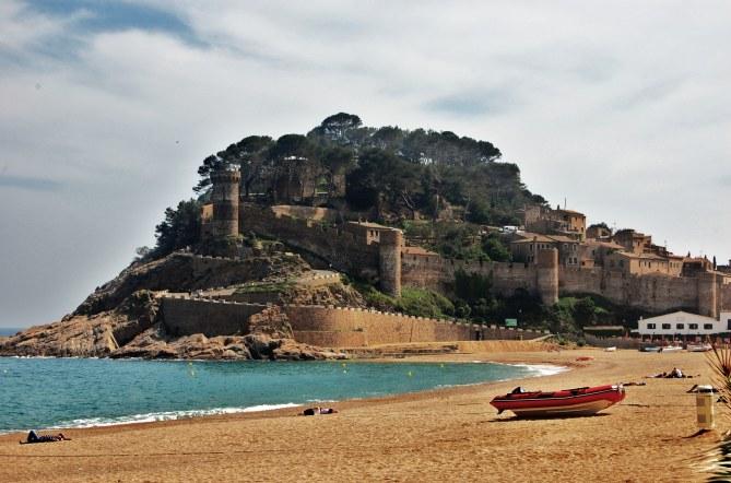 Castillo de Tossa