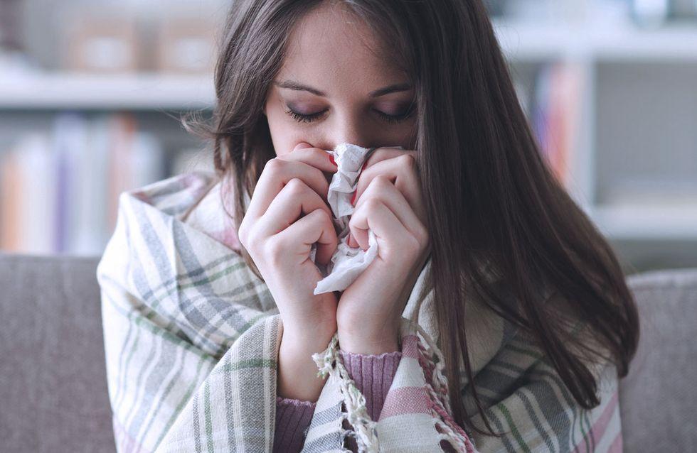Grippaler Infekt: So erkennst und bekämpfst du eine Erkältung