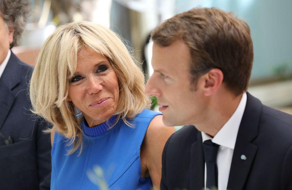 Vie de couple, statut de première dame, Brigitte Macron se confie