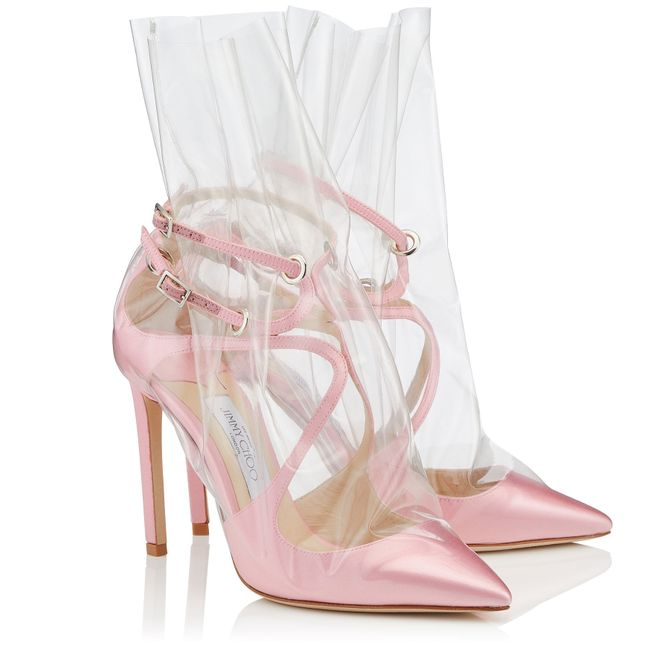 Claire 100 Jimmy Choo rosa