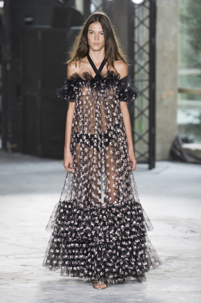 Giambattista Valli Paris Fashion Week primavera verano 2018