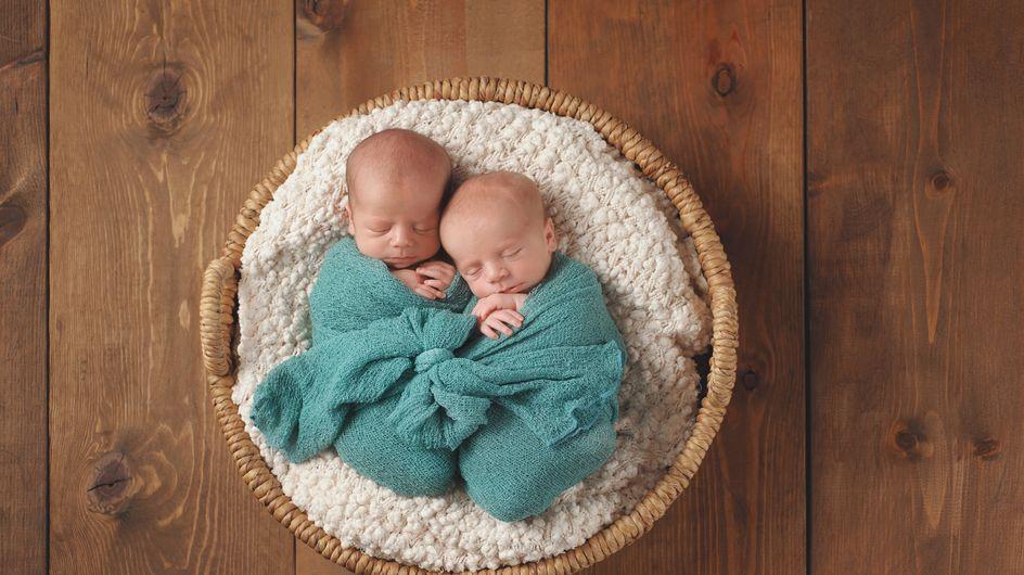 ¿Cómo es el periodo de lactancia materna con gemelos?