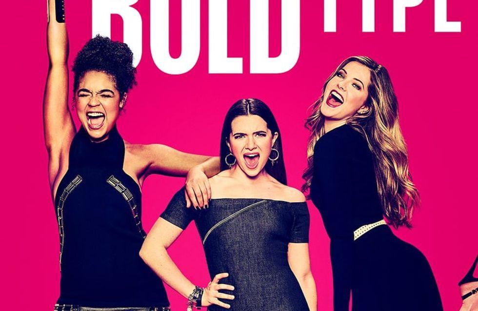 Bonne nouvelle ! The Bold Type est renouvelée pour deux saisons et on a hâte !