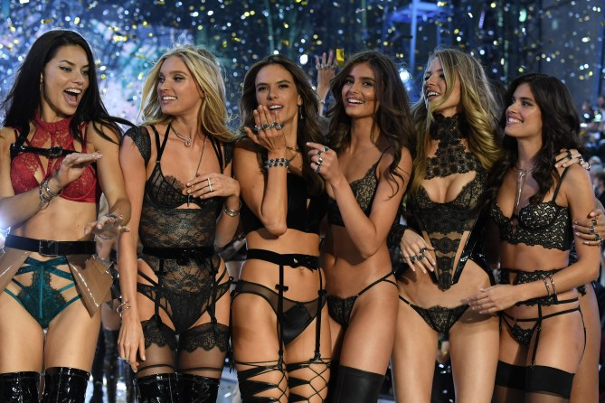 Défilé Victoria's Secret