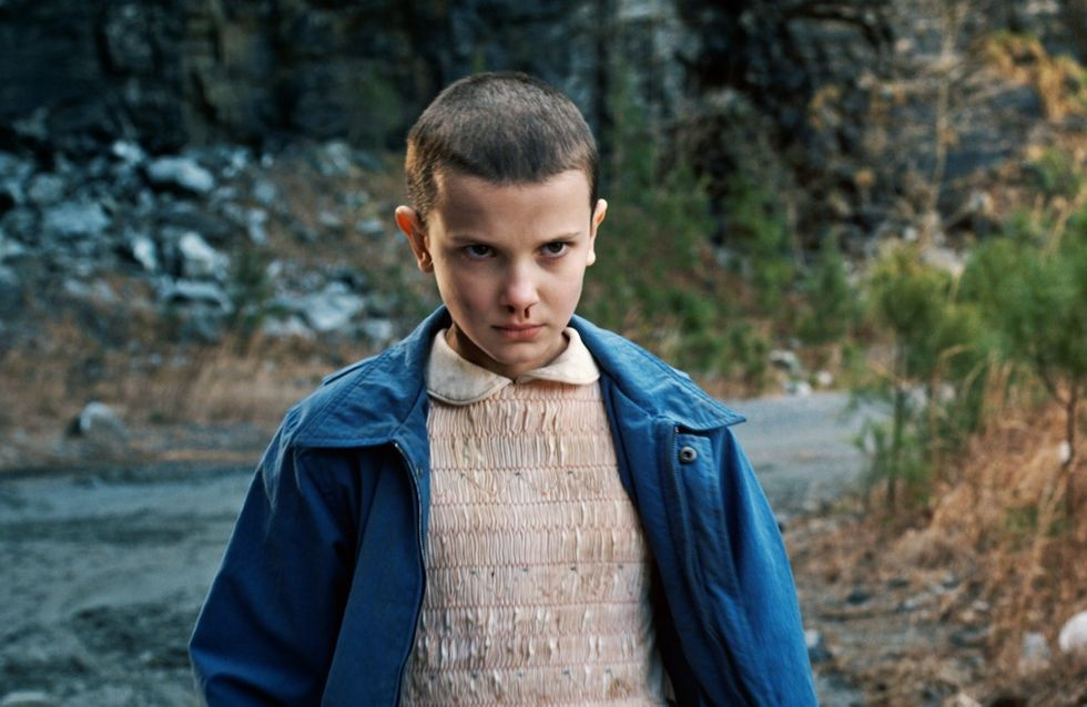 La camiseta de Stranger Things que toda fashion victim querrá llevar