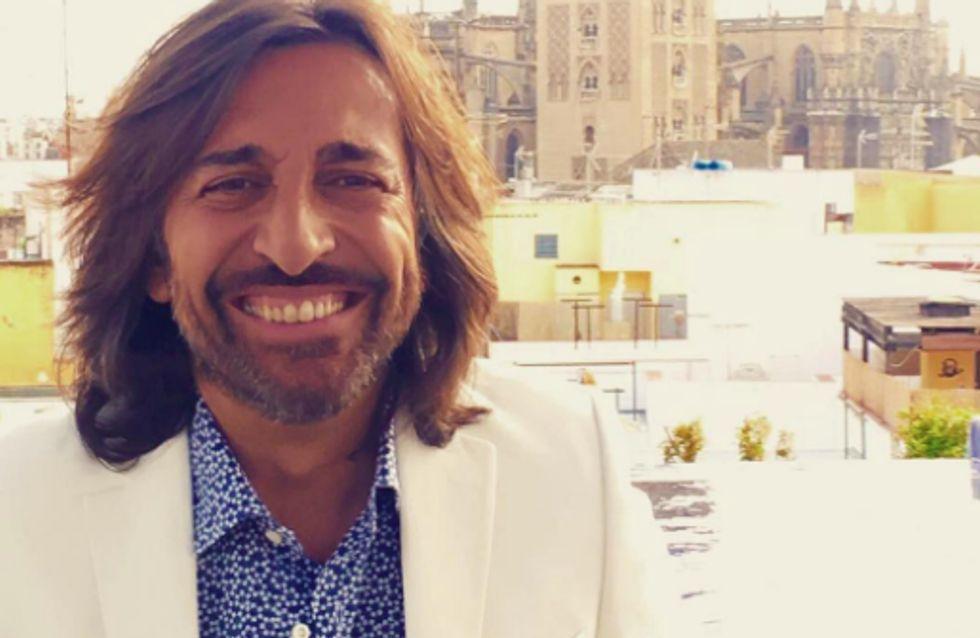 Antonio Carmona, hospitalizado en coma inducido