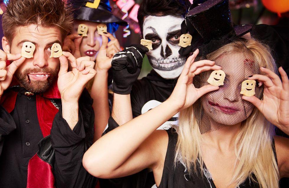 Kostüme und Accessoires zu Halloween - direkt zum Nachshoppen!