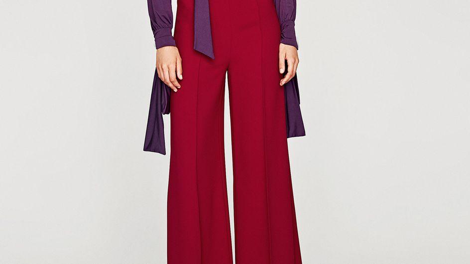 Pantaloni a palazzo: a chi stanno bene e come abbinarli per essere super chic!