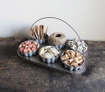 Wow! 8 überraschende Dinge, die du mit einer Muffin-Form machen kannst