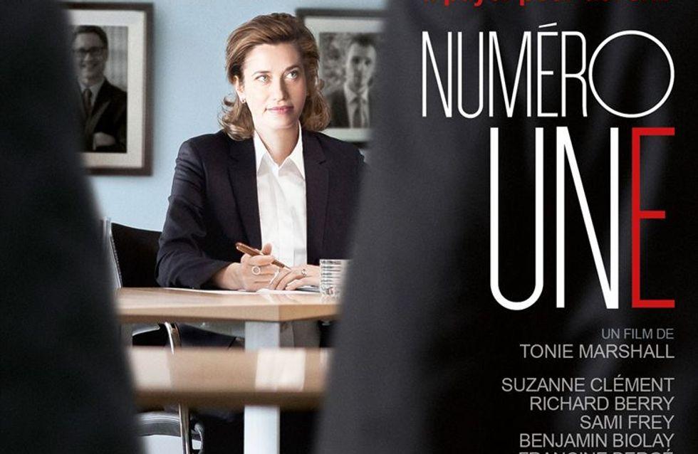 Découvrez la bande-annonce de Numéro Une, film saisissant sur le sexisme en entreprise