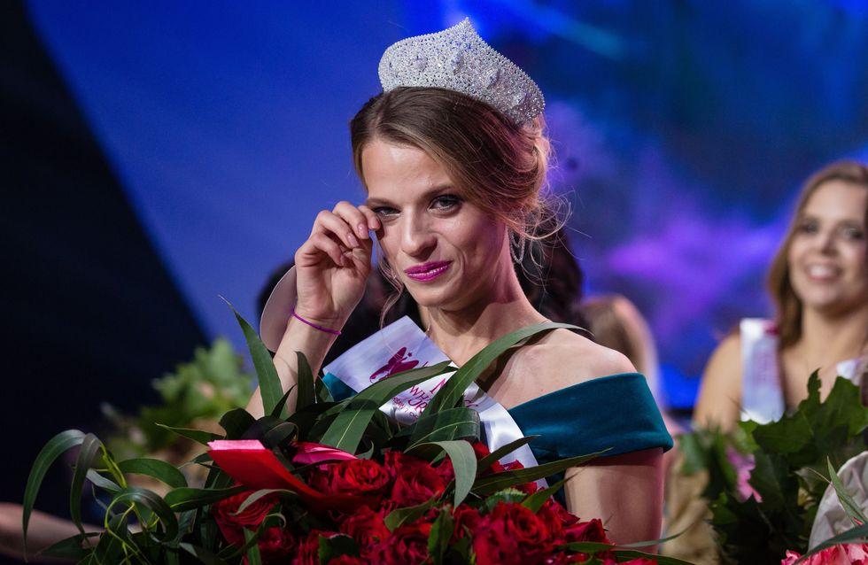 Bravo à Aleksandra Chichikova, première Miss Monde en fauteuil roulant !