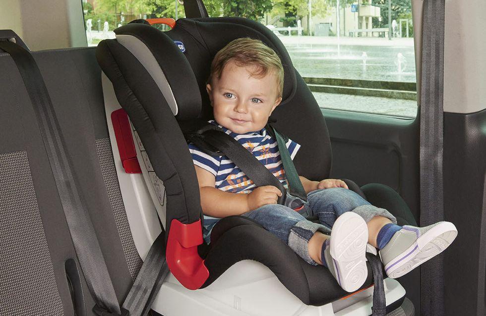 Bambini in auto: il trasporto in modo sicuro