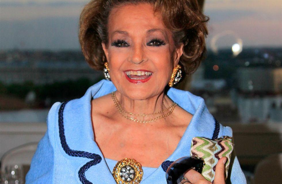 Carmen Sevilla, ingresada en estado crítico