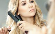 Piastra: come usarla per non rovinare i capelli