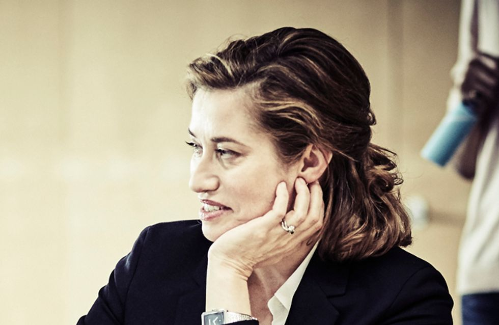 Emmanuelle Devos, nommée aux César, nous parle de sexisme pour le film Numéro Une (Interview)