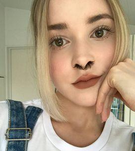 Extensiones de pelo para la nariz, la tendencia viral en la que esperamos no cae