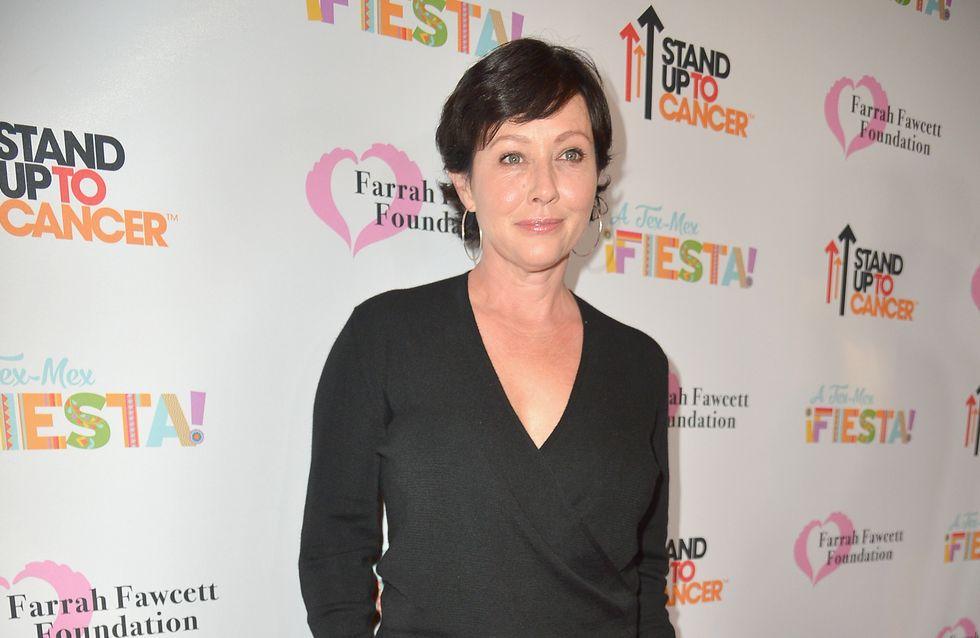 Shannen Doherty partage une photo bouleversante de son cancer du sein