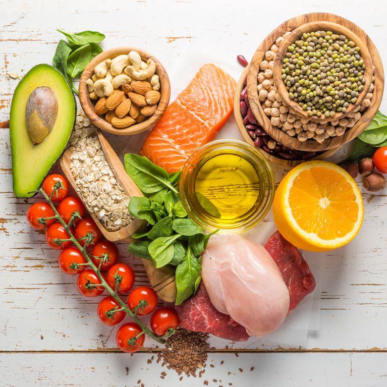 Repas équilibré : un exemple de menu équilibré pour garder