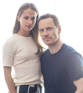 Boda secreta en Hollywood: Michael Fassbender y Alicia Vikander se casan en Ibiz