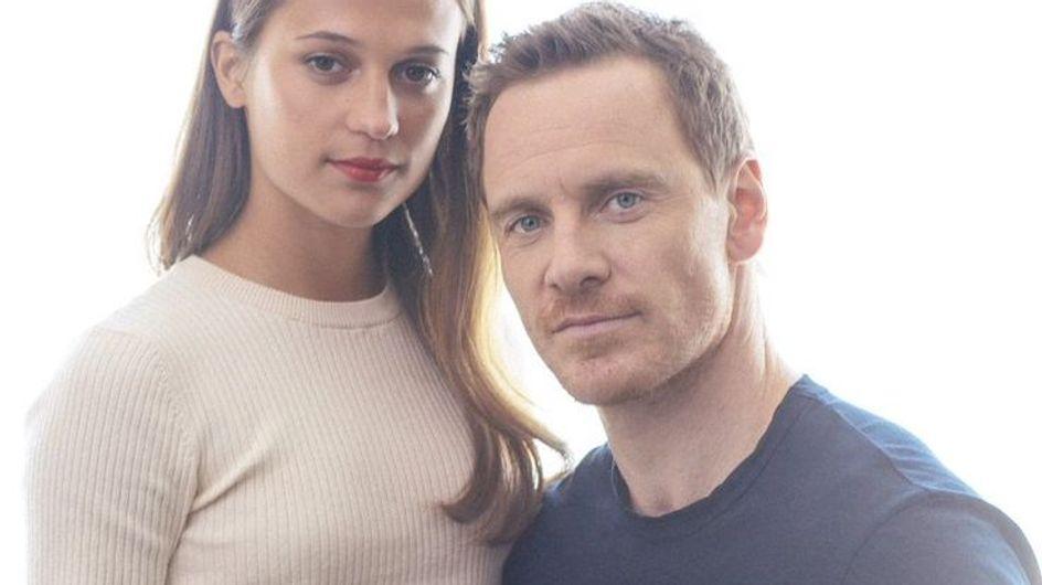 Boda secreta en Hollywood: Michael Fassbender y Alicia Vikander se casan en Ibiza