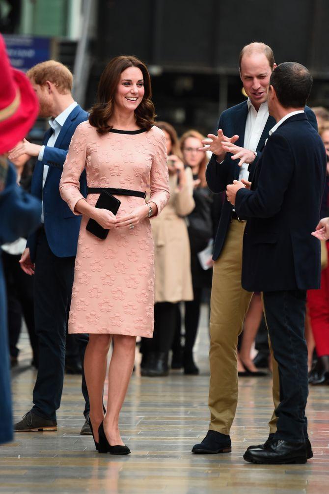 Kate Middelton et le Prince William