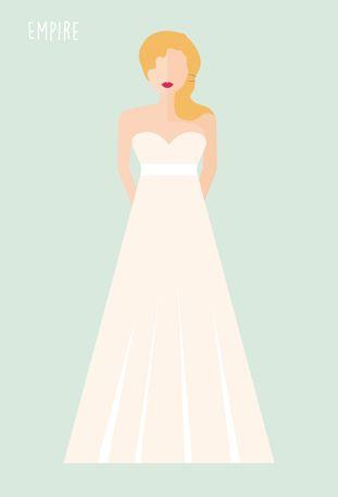 Hochzeitskleid für kleine zierliche frauen