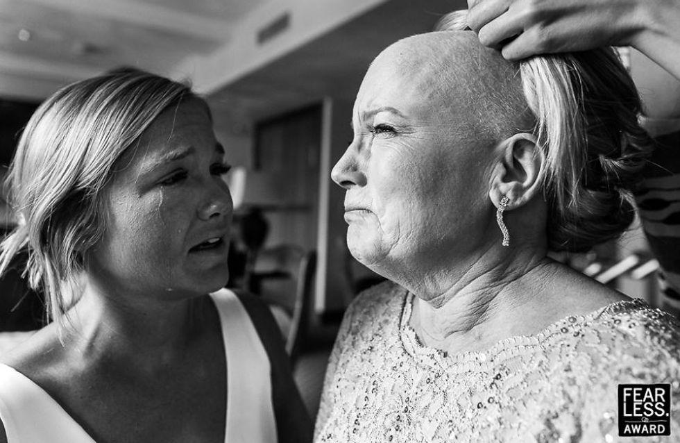 Estas son las 25 mejores (y más emotivas) fotografías de boda del año