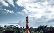 Yoga al desnudo, la última tendencia que arrasa en Instagram
