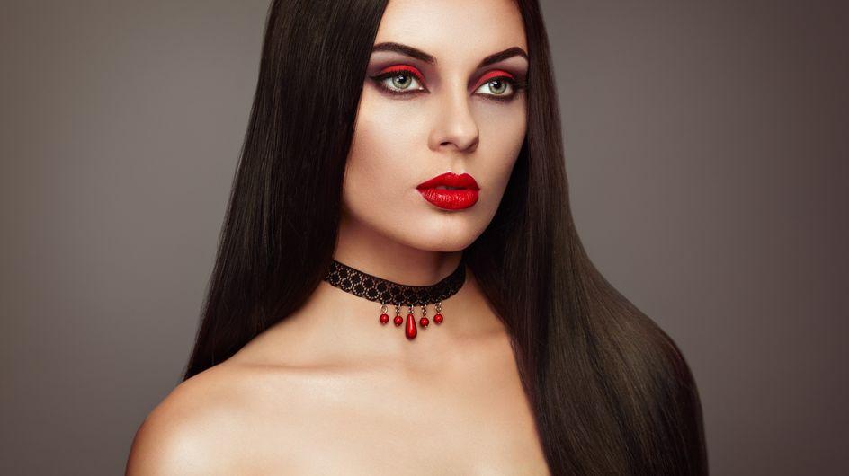Il trucco di Halloween da strega: come truccare occhi e labbra