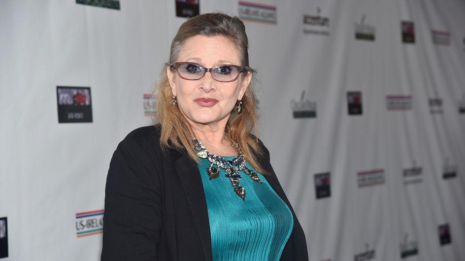 Voici comment Carrie Fisher avait répondu fermement à un producteur sexiste... Girl power !