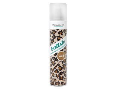 "Shampoing sec ""wild"", Batiste"