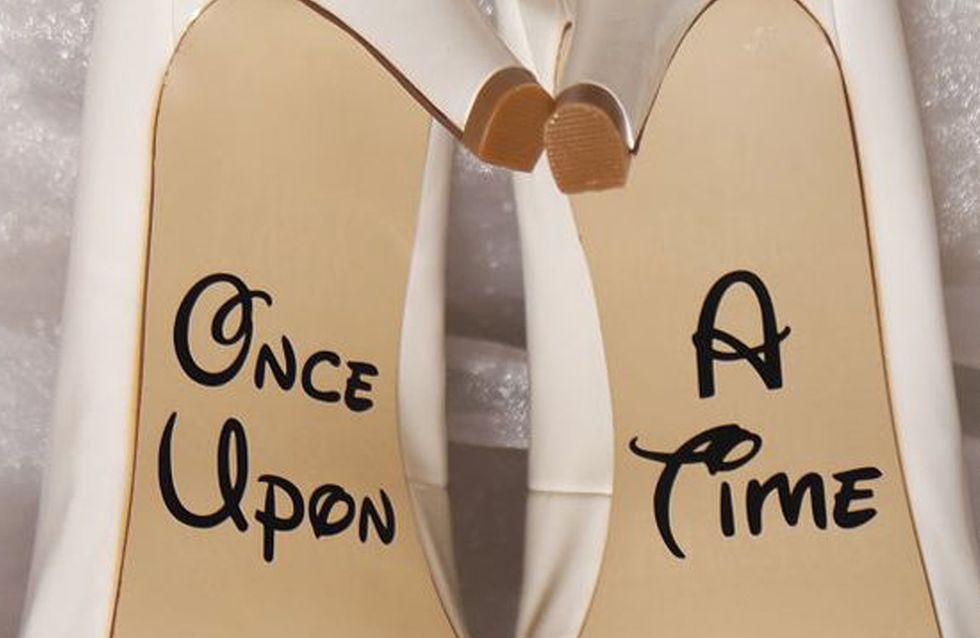 Le scarpe ispirate alle principesse Disney che stavate aspettando