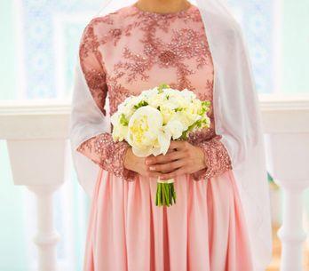 Die muslimische Hochzeit: Heiraten wie in 1001 Nacht