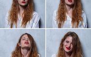 'Fotos' Así cambia el rostro de una mujer cuando tiene un orgasmo