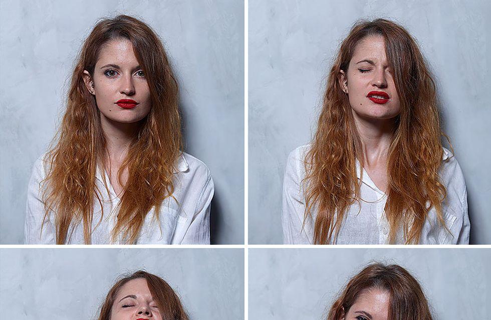 [Fotos] Así cambia el rostro de una mujer cuando tiene un orgasmo